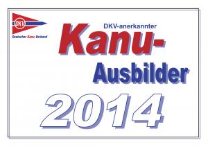 DKV-anerkannter Ausbilder 2014