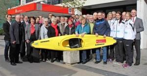Tageblatt: Sparkasse Harburg-Buxtehude unterstützt 92 Einzelprojekte