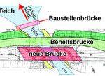 Baustellenskizze (c) Kreiszeitung-Wochenblatt